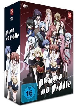 Akuma no Riddle Vol. 1 - Limited Edition (inkl. Schuber)