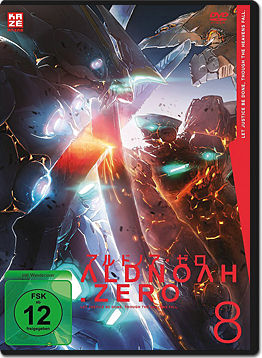 Aldnoah.Zero: Staffel 2 Vol. 8