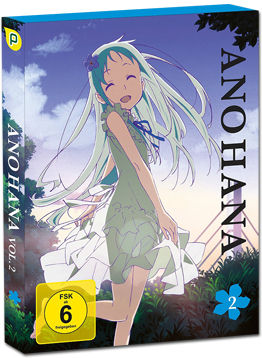 AnoHana Vol. 2 (2 DVDs)