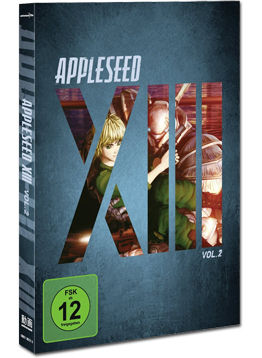 Appleseed XIII Vol. 2