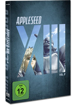 Appleseed XIII Vol. 3