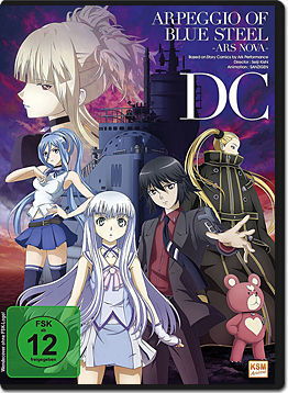 Arpeggio of Blue Steel: Ars Nova DC