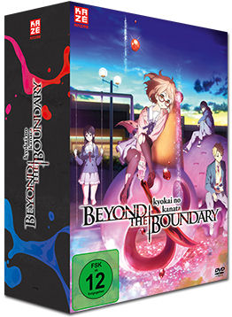 Beyond the Boundary Vol. 1 - Limited Edition (inkl. Schuber)