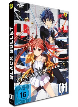 Black Bullet Vol. 1 - Limited Edition (2 DVDs)