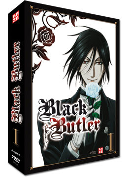Black Butler Vol. 1 (2 DVDs)