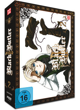 Black Butler II Vol. 2 (2 DVDs)