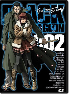 Black Lagoon: Season 2 Vol. 2
