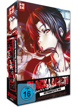 Black Lagoon: Roberta's Blood Trail (2 DVDs)