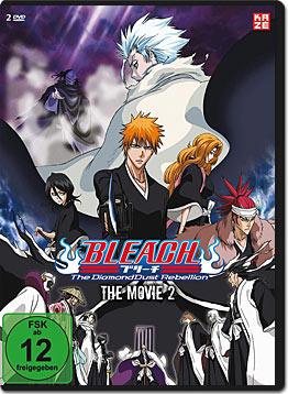 Bleach Movie 2: The Diamond Dust Rebellion (2 DVDs)