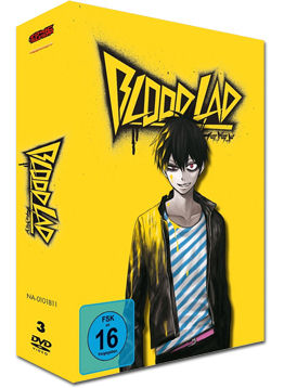 Blood Lad Vol. 1 - Limited Edition (inkl. Schuber)