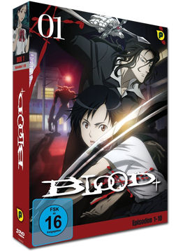 Blood+ Vol. 1 (2 DVDs)