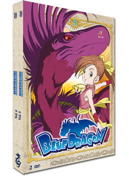 Blue Dragon Vol. 3 (2 DVDs)