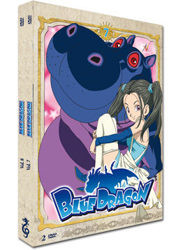 Blue Dragon Vol. 4 (2 DVDs)