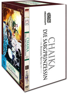 Chaika: Die Sargprinzessin - Avenging Battle Vol. 1 - Limited Edition (inkl. Schuber)