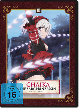 Chaika: Die Sargprinzessin Vol. 3