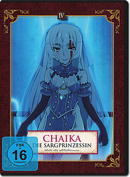 Chaika: Die Sargprinzessin Vol. 4