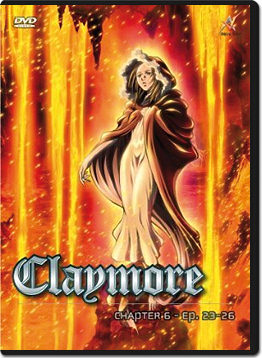 Claymore Vol. 6