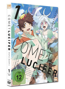 Comet Lucifer Vol. 1
