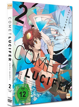 Comet Lucifer Vol. 2