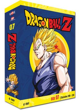 Dragonball Z Box 07 (5 DVDs)