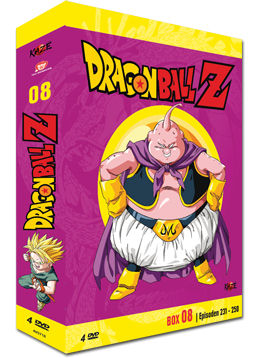 Dragonball Z Box 08 (4 DVDs)