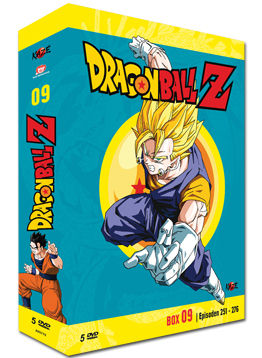 Dragonball Z Box 09 (5 DVDs)