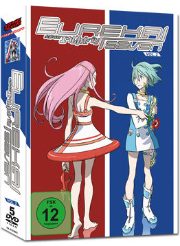 Eureka Seven - Box Vol. 2 (5 DVDs)