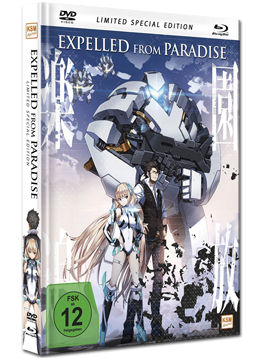 Expelled From Paradise - Limited Special Edition (2 Discs)