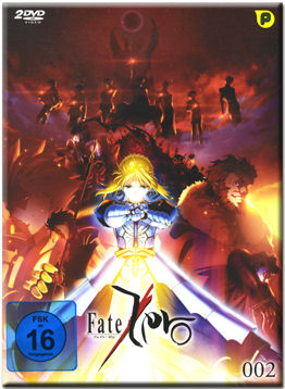 Fate/Zero Vol. 2 (2 DVDs)