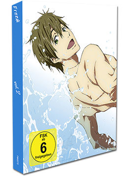 Free! Vol. 2 - Limited Edition (2 DVDs)