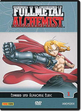 Full Metal Alchemist Vol. 01