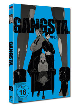 Gangsta. Vol. 4
