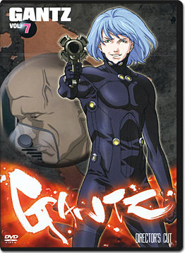 Gantz Vol. 7 - Director's Cut