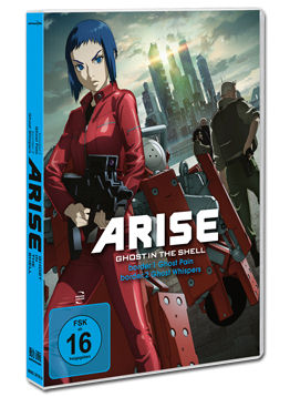 Ghost in the Shell Arise: Border 1+2