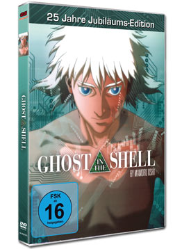 Ghost in the Shell - 25 Jahre Jubiläums-Edition