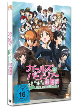 Girls & Panzer: Der Film