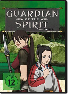 Guardian of the Spirit Vol. 2