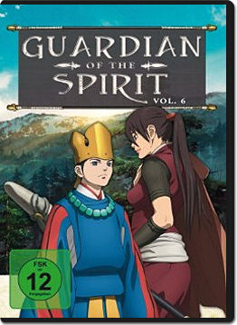 Guardian of the Spirit Vol. 6