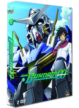 Gundam 00 Vol. 1 (2 DVDs)