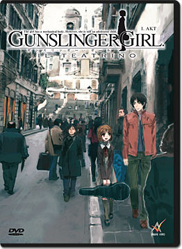 Gunslinger Girl: Il Teatrino Vol. 1