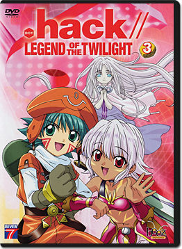 .hack//Legend of the Twilight Vol. 3