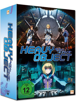 Heavy Object Vol. 1 (inkl. Schuber)