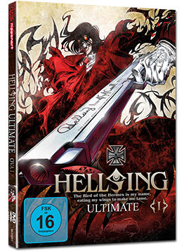 Hellsing Ultimate OVA 01