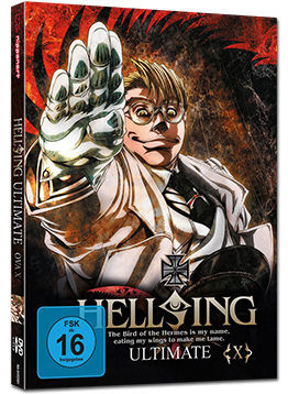 Hellsing Ultimate OVA 10