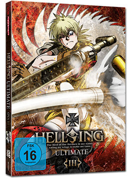 Hellsing Ultimate OVA 03