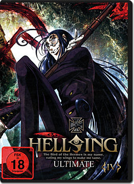 Hellsing Ultimate OVA 04