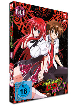 HighSchool DxD New Vol. 1