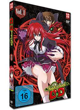 HighSchool DxD Vol. 1