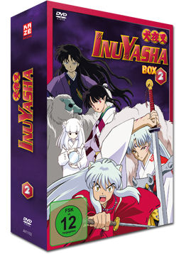 InuYasha - Box 2 (6 DVDs)