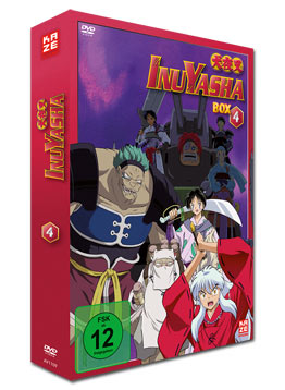 InuYasha - Box 4 (6 DVDs)